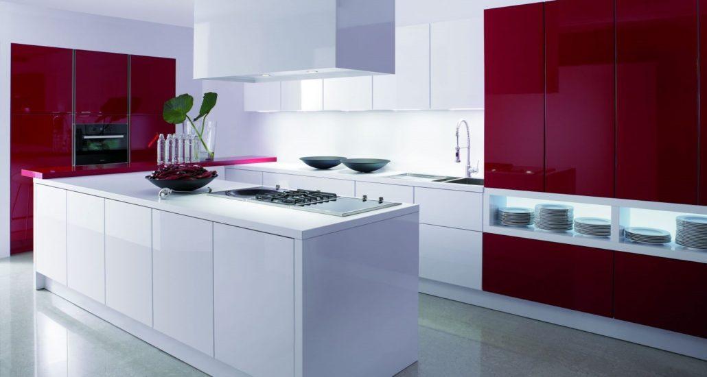 Muebles Lacados de Cocina | CENTRAL PARK