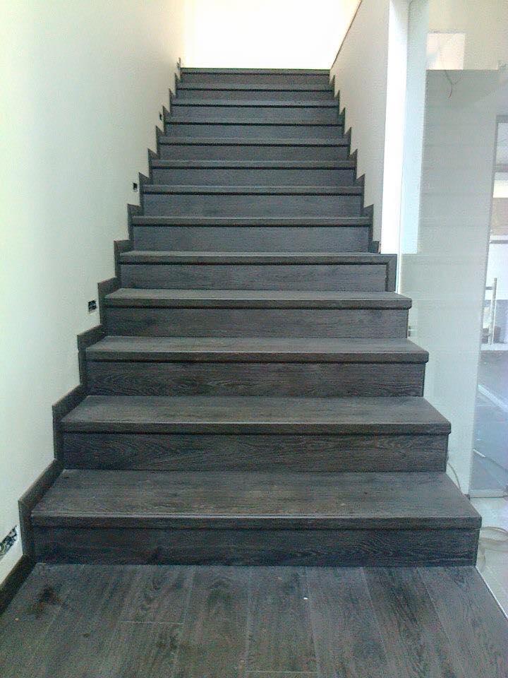 Escaleras de parquet en barcelona central park for Escaleras de parquet